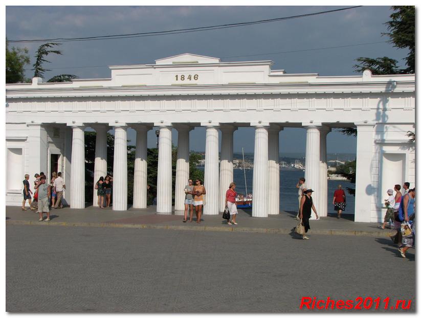 бухта севастополя фото