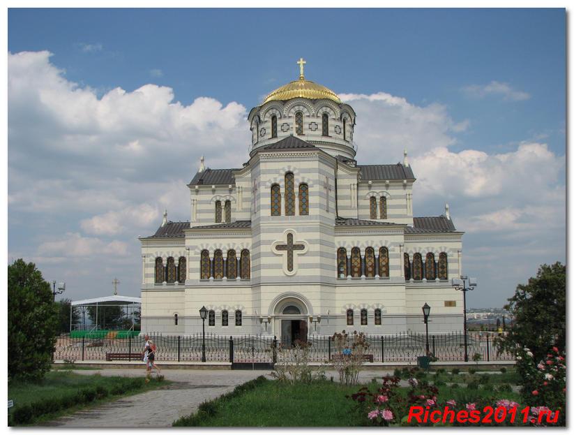 храм севастополя