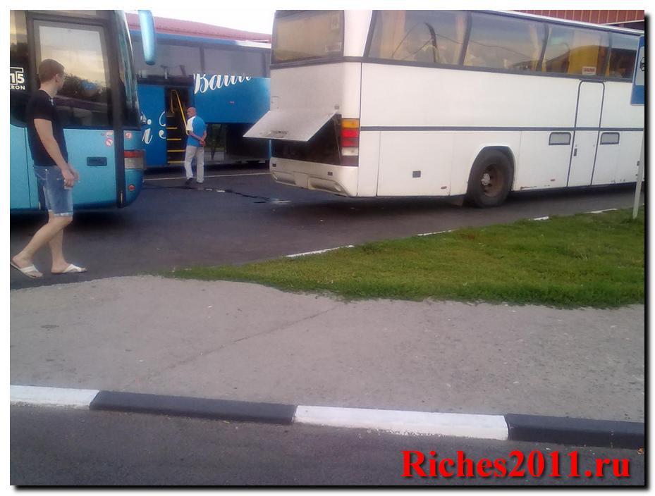 В Крым на автобусе — наши впечатления и Крымские новости