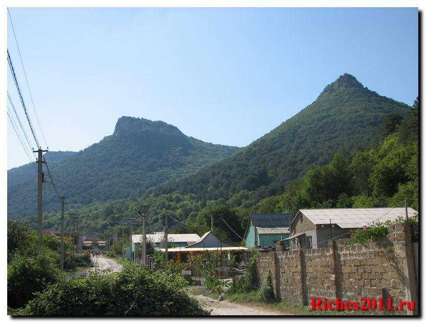 Пещерный город Мангуп – Кале.