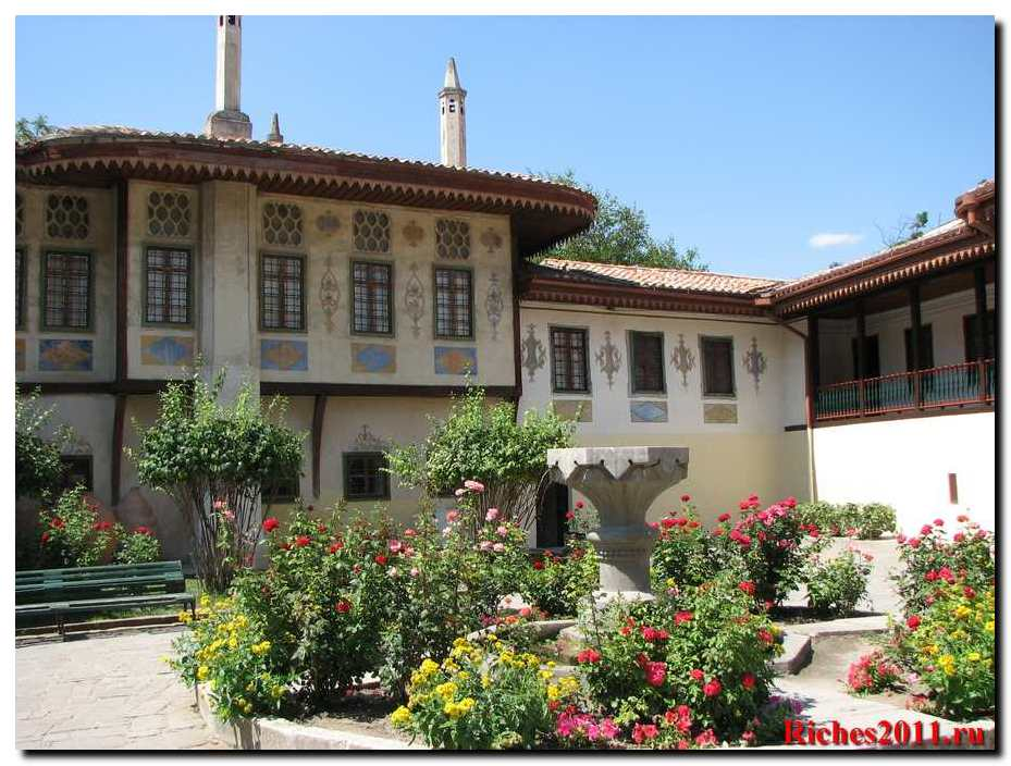 Ханский дворец — путешествие из Симферополя.