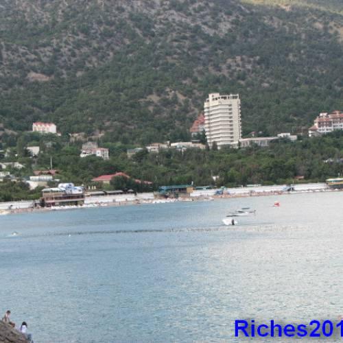 Поселок Новый Свет — кусочек рая на Крымской земле.