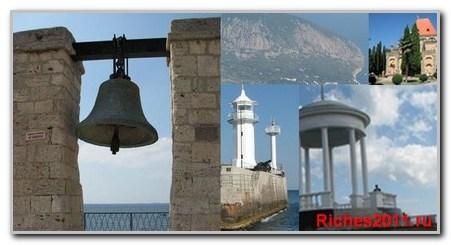 Самые интересные места Крыма в новой рубрике «Достопримечательности Крыма».