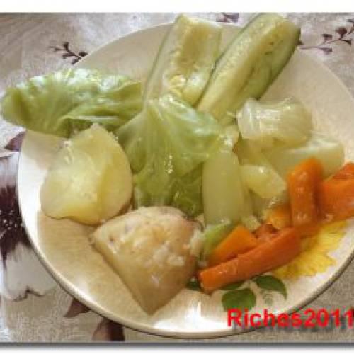 Как вкусно приготовить тушеные овощи быстро и просто.