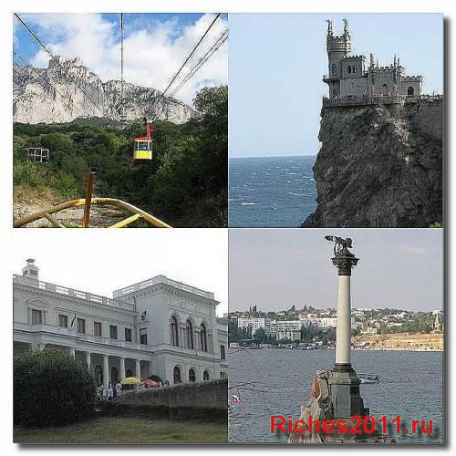 Какие места посетить в Крыму – топ 10.