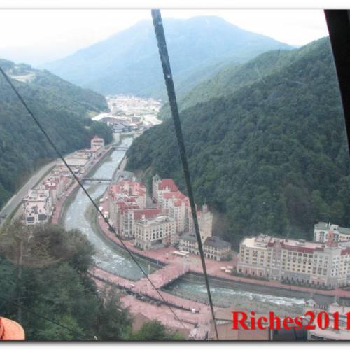 Курорт Роза Хутор – русская Швейцария