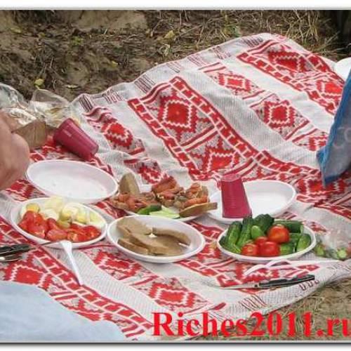 Что взять на пикник — выезжаем на природу.