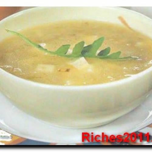 Луковый суп-пюре Франции и Литовский холодный суп.