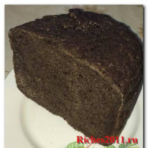 Вкусный хлеб в хлебопечке дома