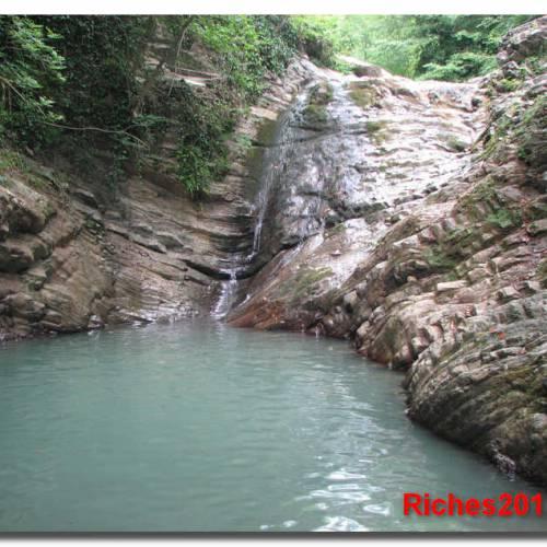 Свирское ущелье – приятная прогулка в летний зной.