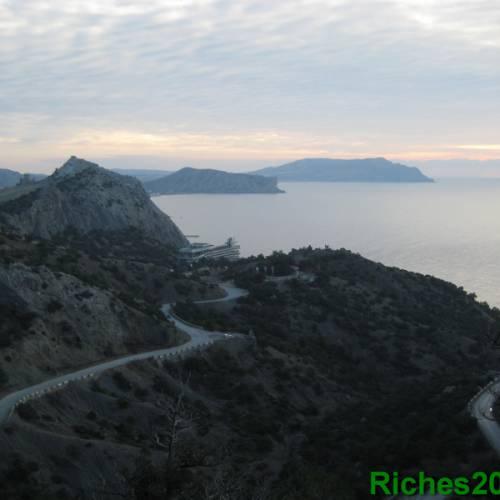 Юго-восточный Крым или страна Киммерия