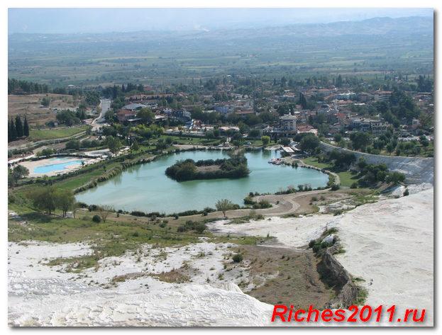 gorod pamukkale turciy
