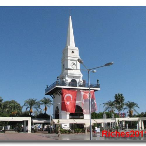 Турция, Кемер, Текирова. Заключительная часть нашего отдыха в Турции. Часть 5