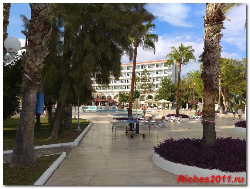 club hotel phaselis rose 5 turciy tekirova
