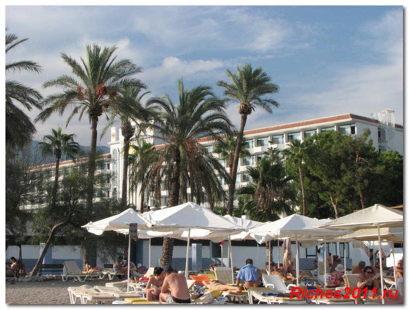 kemer turciy tekirova hotel
