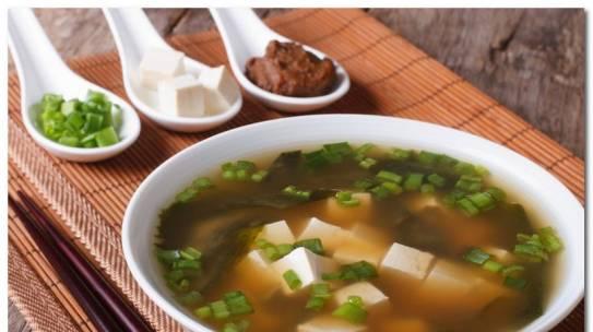 Японский суп Мисо.  Самое подходящее блюдо в Великий Пост.