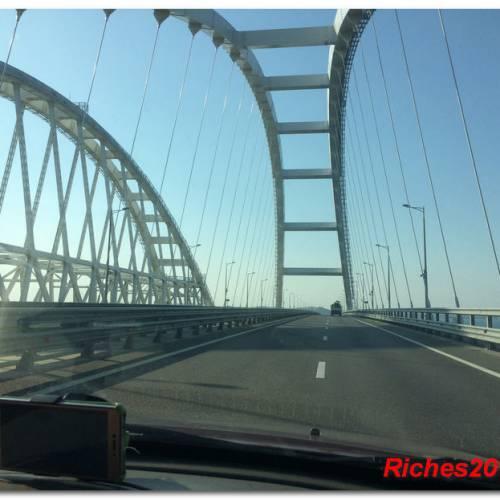 Путешествие в Крым на машине.