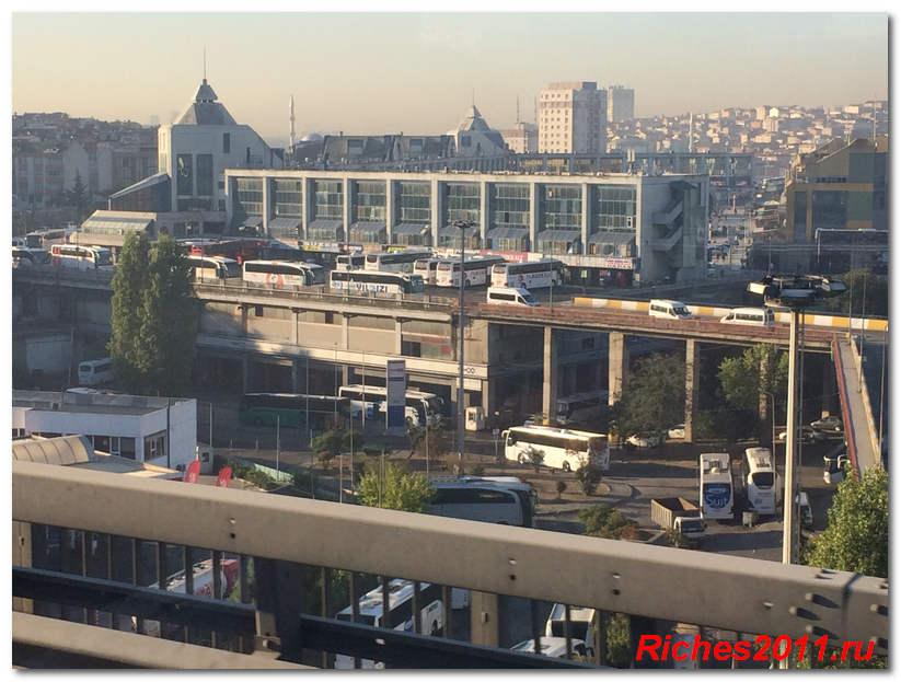 автовокзал стамбул