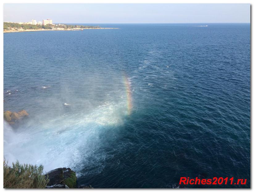 анталия море
