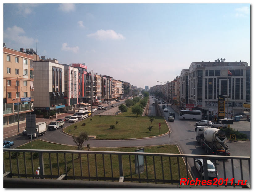 город анталия