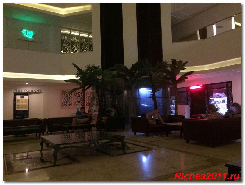 турция отели отзывы туристов