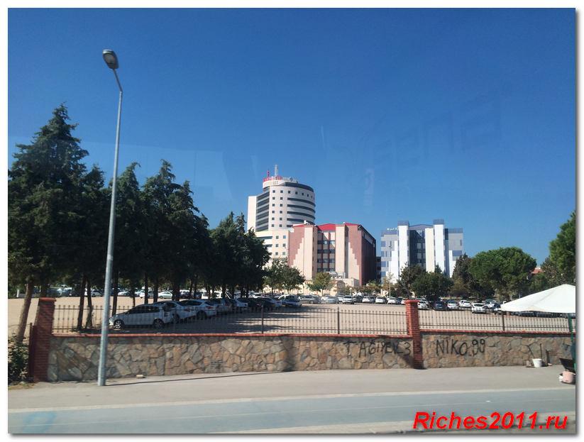 турция фото города