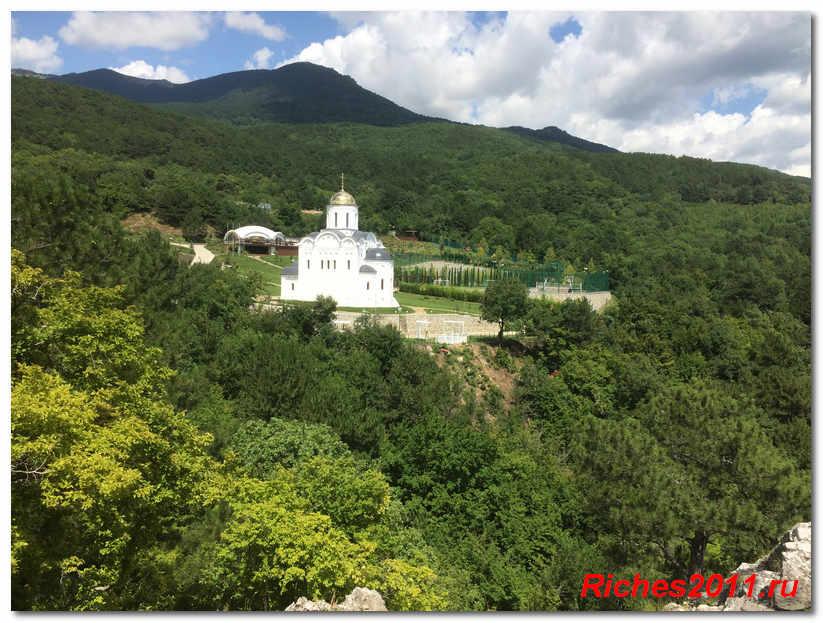 православные храмы крыма
